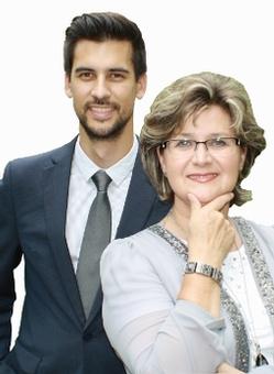 Yolanda Siedlecka et Jacob Siedlecki