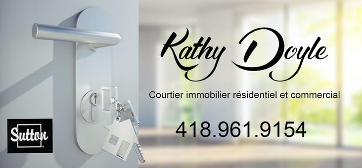Kathy Doyle Banner