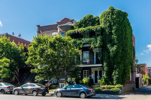 Triplex à vendre Villeray/Saint-Michel/Parc-Extension (Montréal)