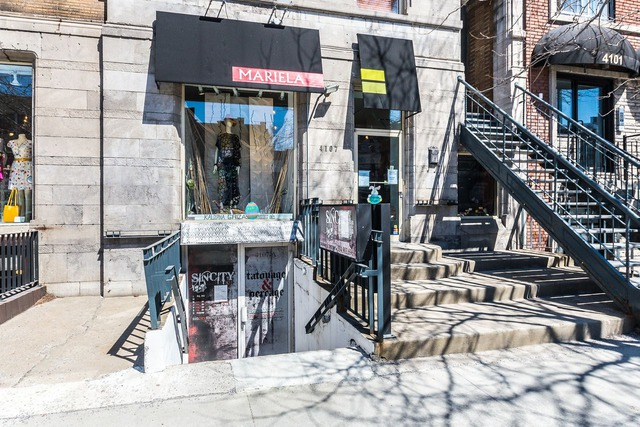 Commercial rental space/Office for rent Le Plateau-Mont-Royal (Montréal)