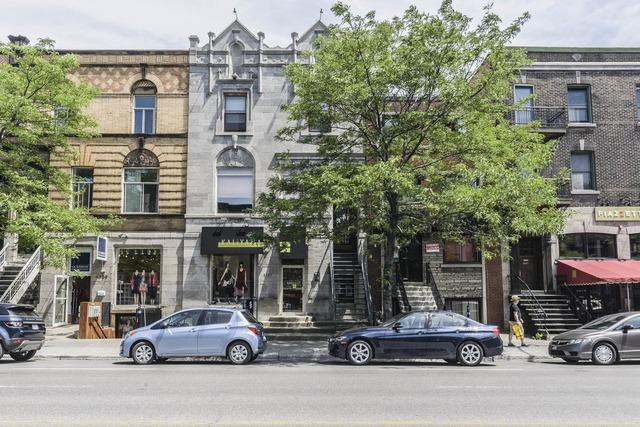 Triplex à vendre Le Plateau-Mont-Royal (Montréal)