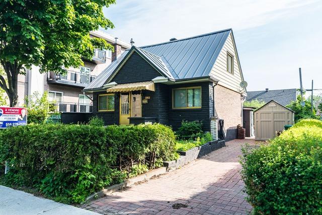 Maison à étages à vendre Villeray/Saint-Michel/Parc-Extension (Montréal)