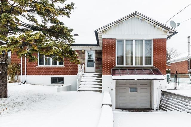 Maison de plain-pied à vendre Villeray/Saint-Michel/Parc-Extension (Montréal)