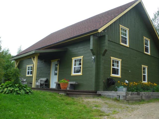 Maison de plainpied à vendre à SaintAlexisdesMonts