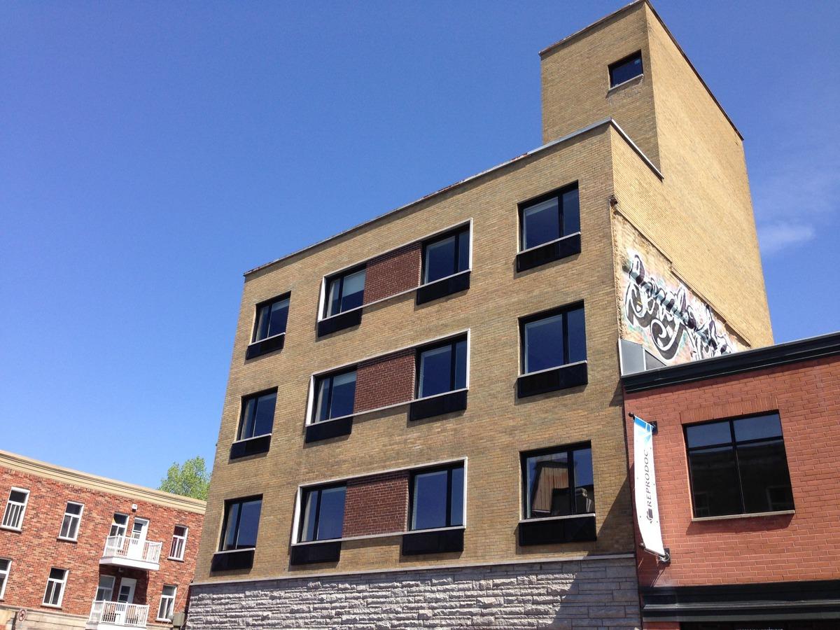 Appartement louer ville marie montr al montr al for Louer un appartement meuble a montreal