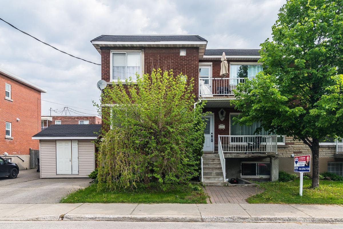 Triplex à vendre Mercier/Hochelaga-Maisonneuve (Montréal)