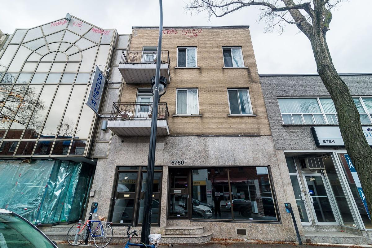Location d'espace commercial/Bureau à louer Rosemont/La Petite-Patrie (Montréal)