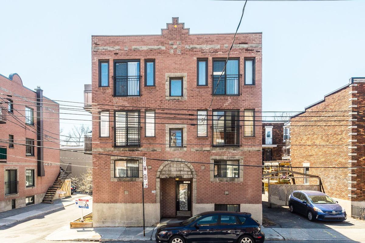 Appartement à vendre Le Plateau-Mont-Royal (Montréal)