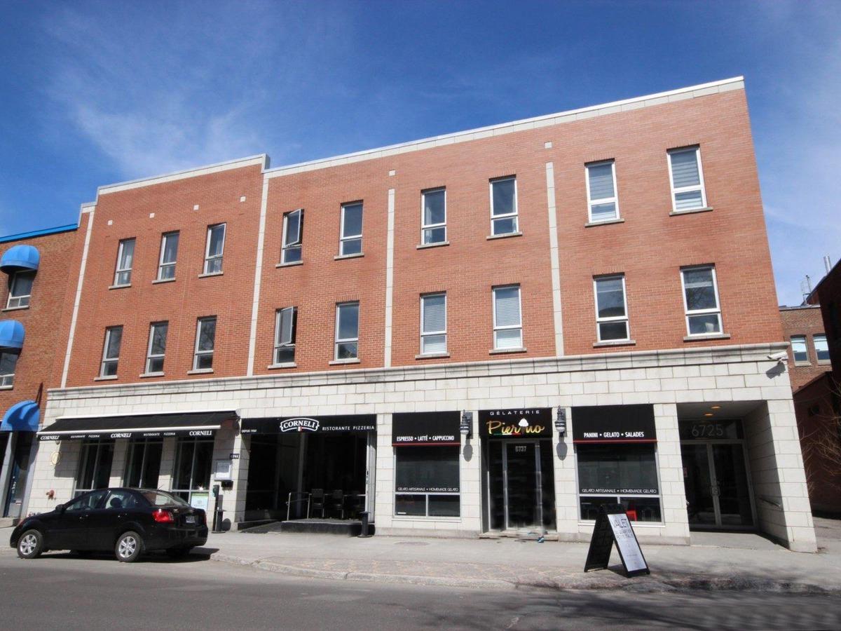 Appartement à louer Rosemont/La Petite-Patrie (Montréal)