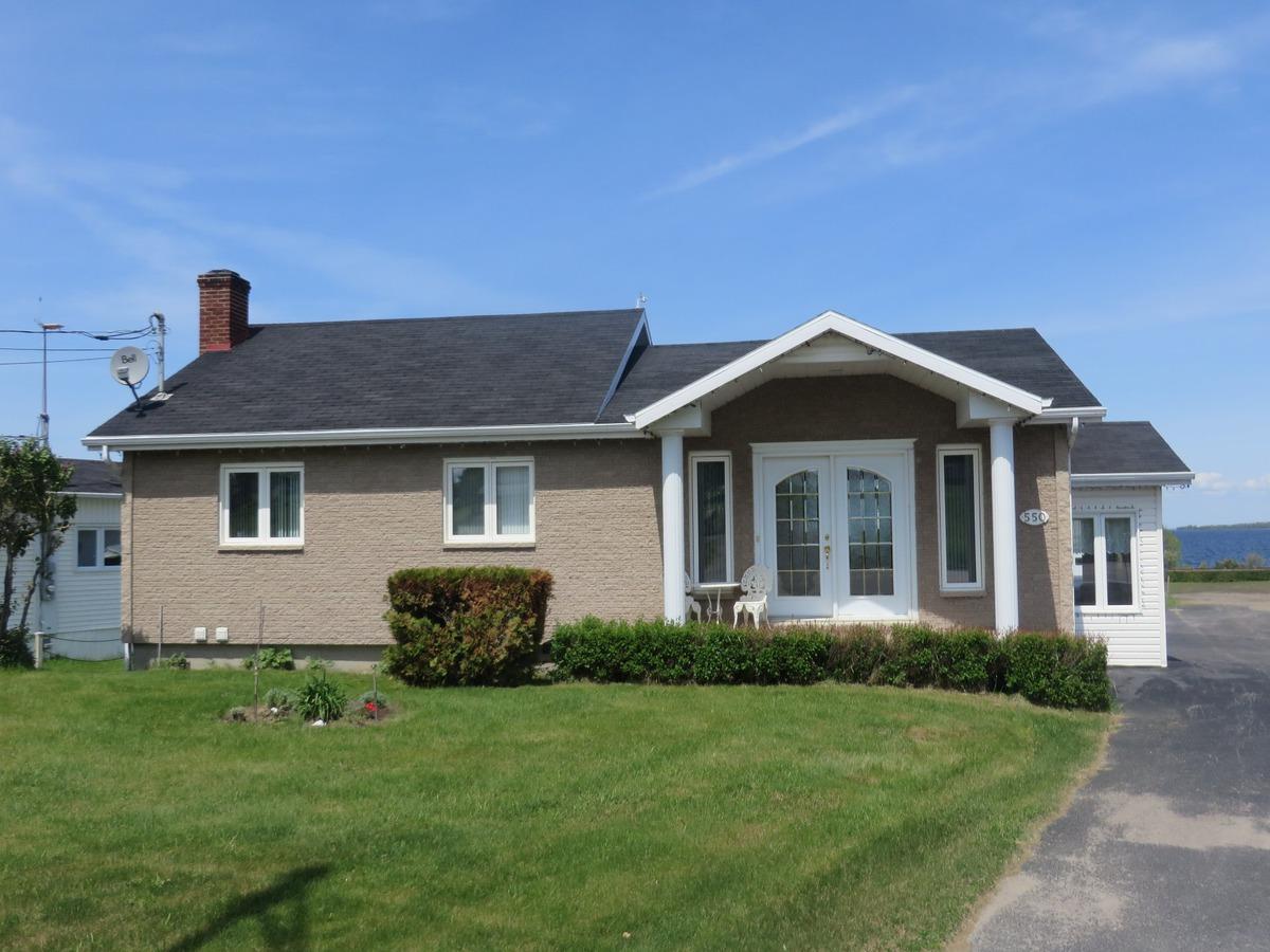 Maison de plain pied vendre roberval saguenay lac saint jean sutton qu - La maison de l aspirateur ...