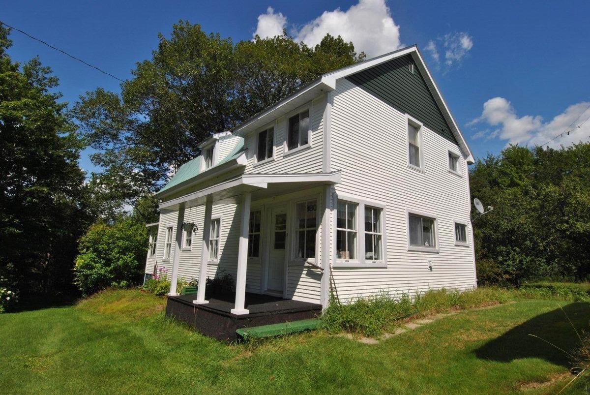 Maison à étages à vendre à Bury, Estrie  Sutton Québec