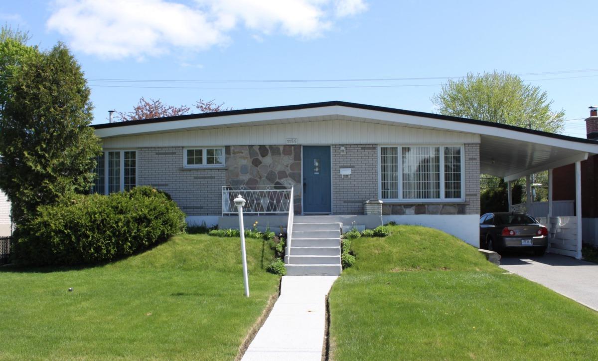 Maison de plainpied à vendre à Duvernay (Laval), Laval