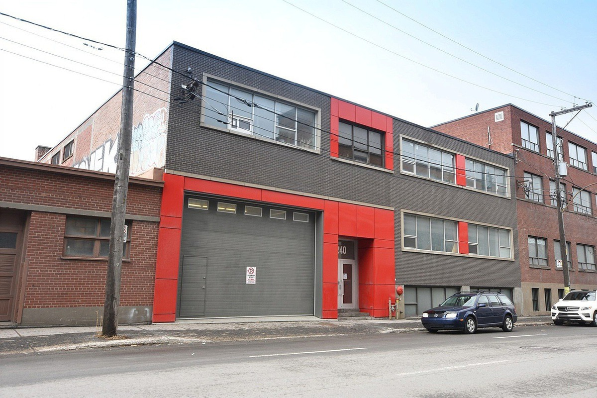 Commercial rental space/Office for rent Villeray/Saint-Michel/Parc-Extension (Montréal)