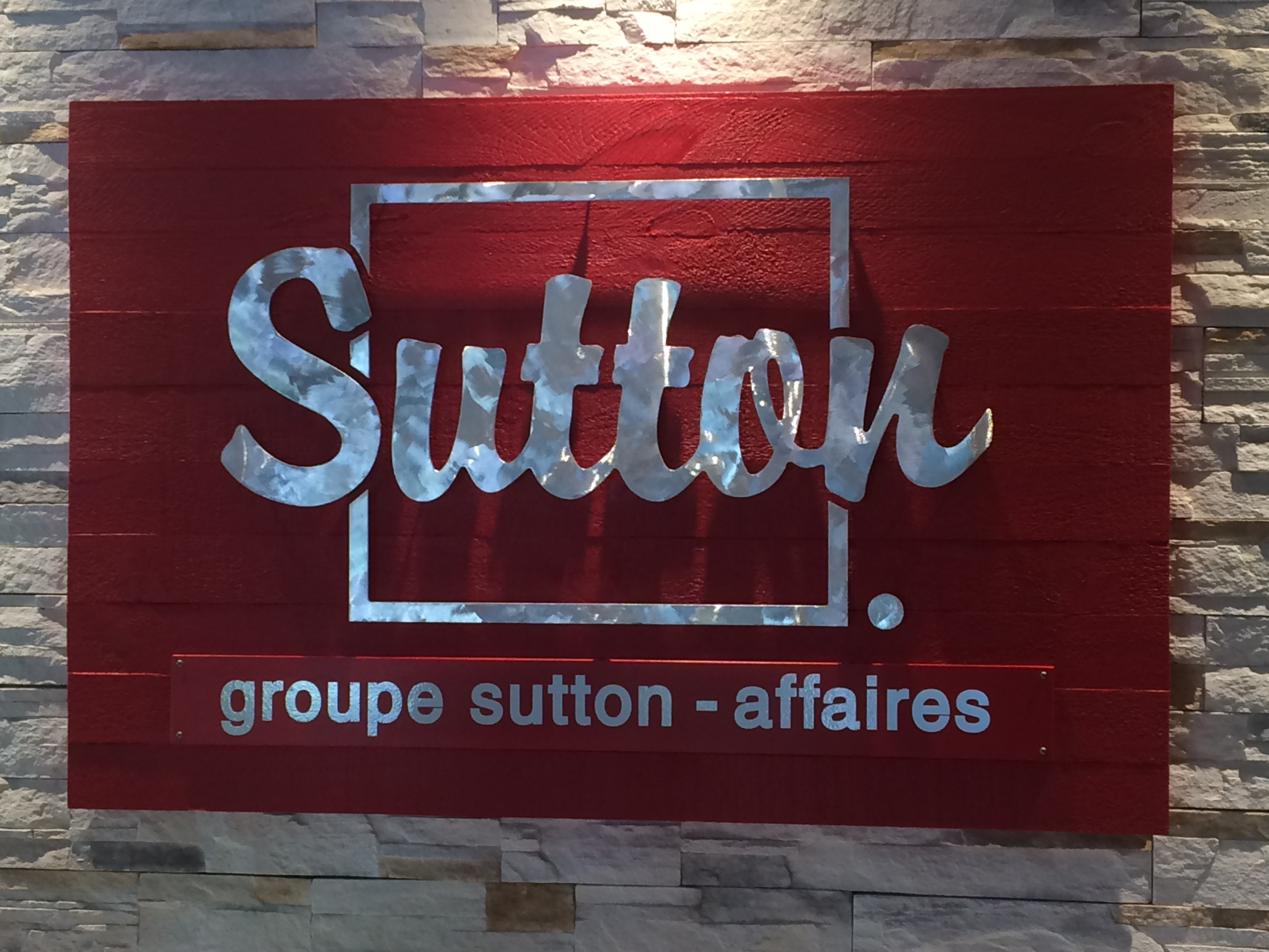 groupe sutton - affaires