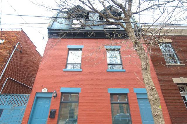 Maison tages vendre 2349 rue de rozel le sud ouest for Achat premiere maison montreal