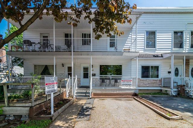 Vendu maison tages vendre 478 18e avenue lachine for Achat premiere maison montreal