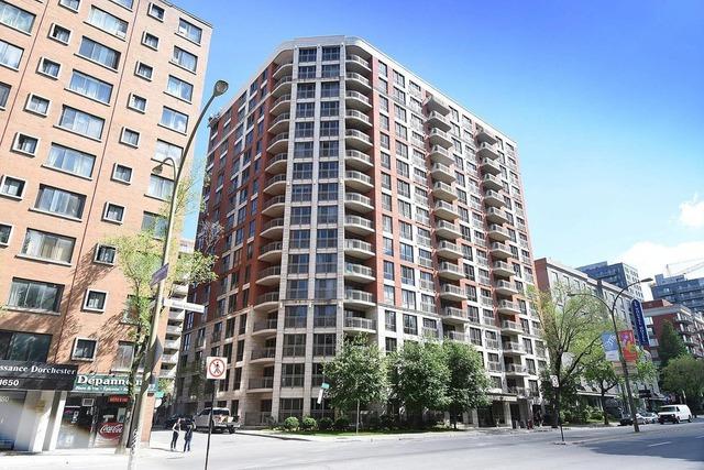 Appartement vendre 1700 boul ren l vesque o app 704 for Achat premiere maison montreal