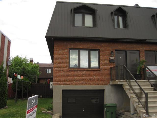 Vendu maison tages vendre 383 rue raymond lasalle for Achat premiere maison montreal
