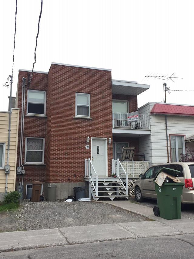Duplex vendre 727 729 11e avenue lachine montr al for Achat premiere maison montreal