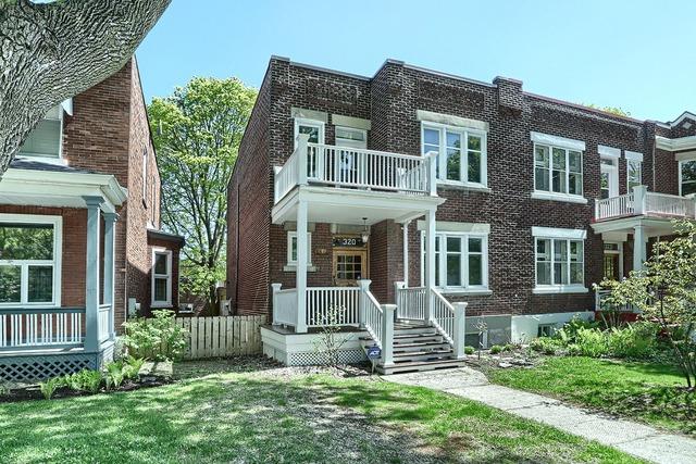Maison tages vendre 5612 av notre dame de gr ce for Achat premiere maison montreal