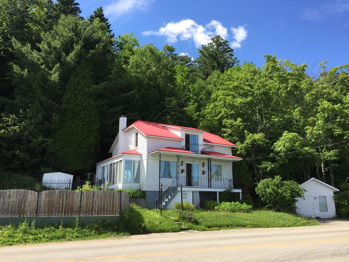 A vendre riviere st charles proprietes etangs a for Acheter une maison au canada quebec