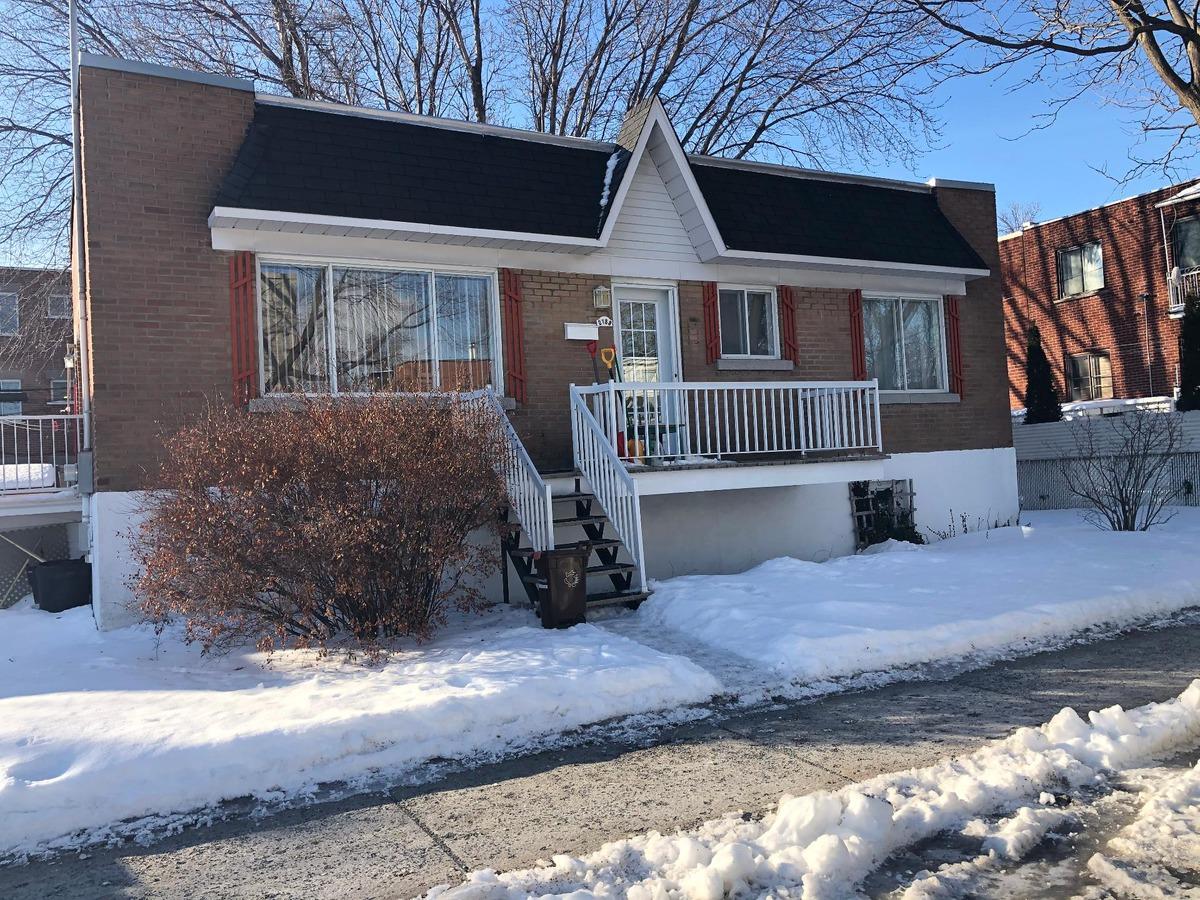 Linge De Maison Montréal vendu - maison de plain-pied à vendre 2788 av. fletcher