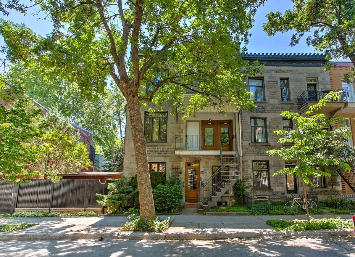 Apartment For Sale 3994 Rue De Mentana Montreal Le Plateau Mont Royal