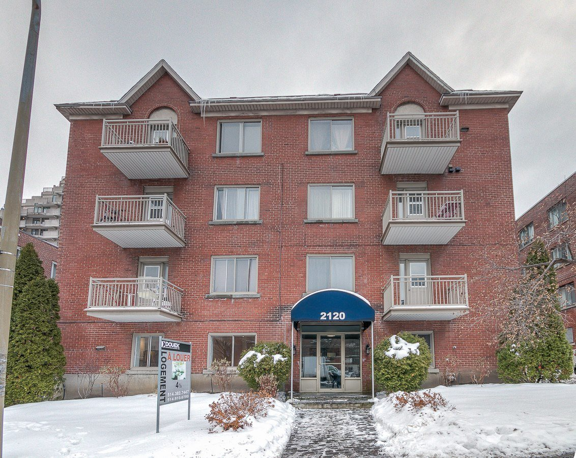 822741516a Apartment for rent 2120 Av. Van Horne - Côte-des-Neiges Notre-Dame-de-Grâce  (Montréal)