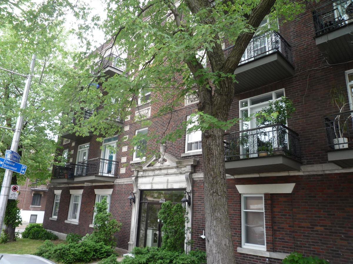 bcfb661c70 Apartment for sale 1620 Av. Van Horne